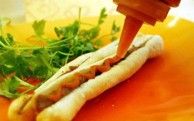 Bánh mì cay Đồ Sơn
