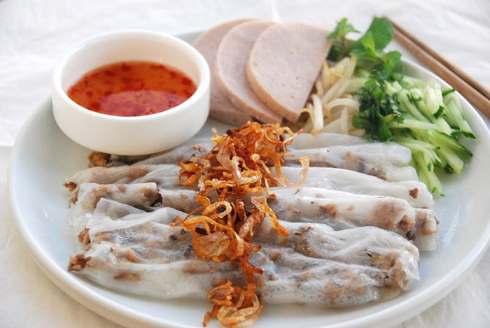 Bánh mướt Diễn Châu Nghệ An