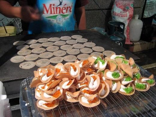 Bánh nướng gấp Krabi