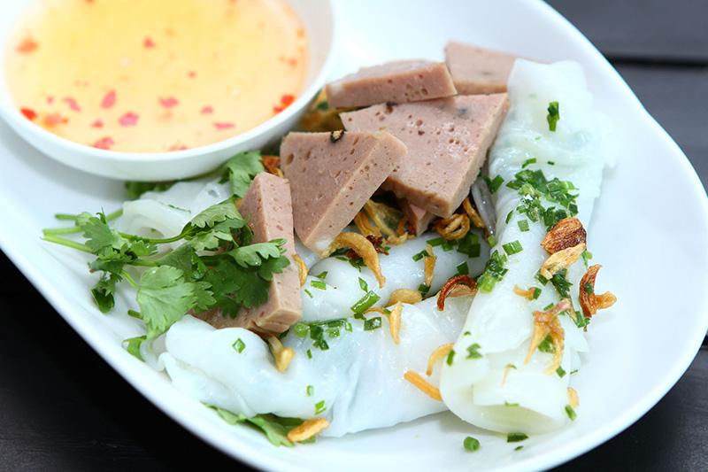 Bánh ướt Diên Khánh Nha Trang
