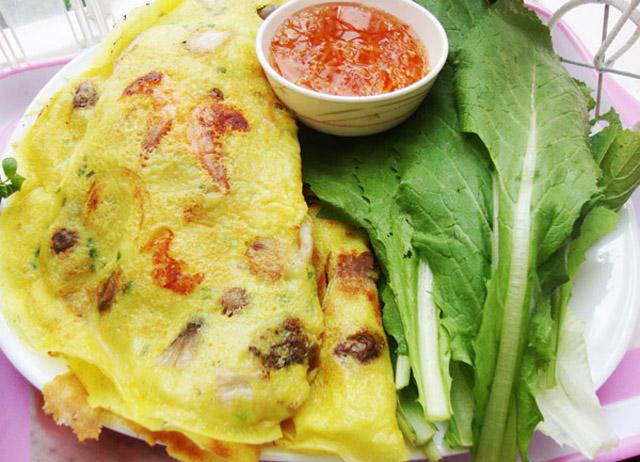 Bánh xèo Cao Lãnh Đồng Tháp