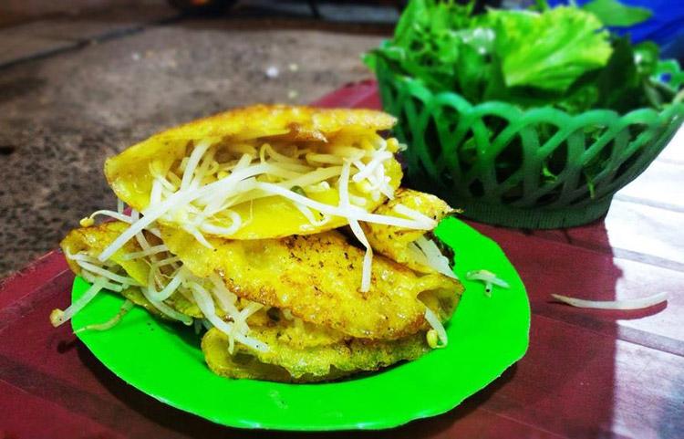 Bánh xèo Phan Thiết