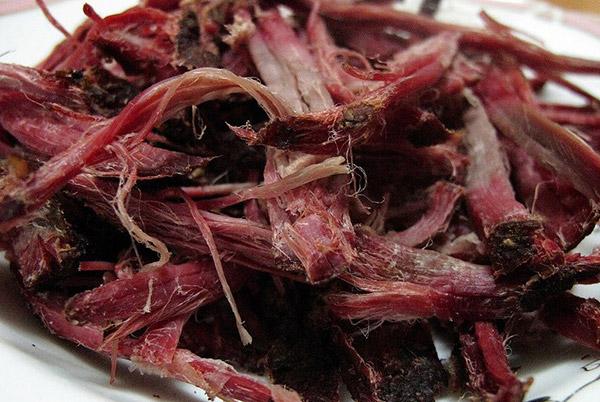 Bò gác bếp Cao Bằng