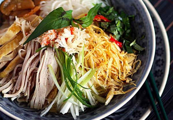 Bún Thang Hưng Yên