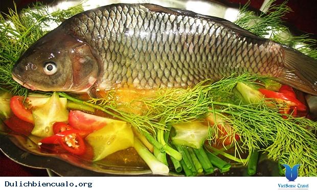Cá mát sông Giăng Nghệ An