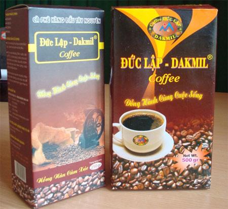 Cà phê Đức Lập Đắc Nông