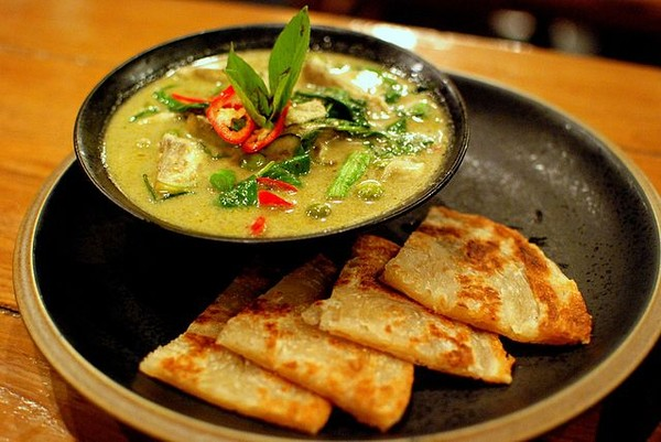Cà ri xanh đỏ Thái Lan