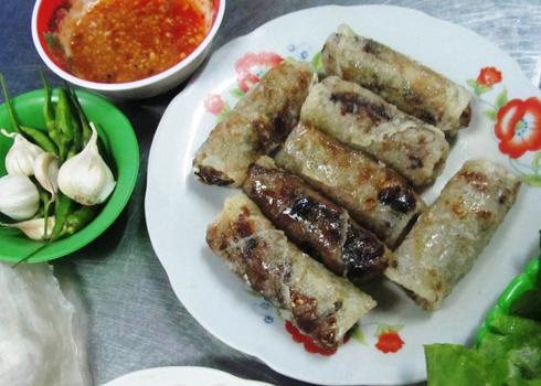 Chả Dông Phú Yên