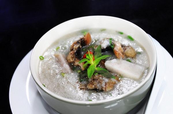 Cháo lươn Sầm Sơn