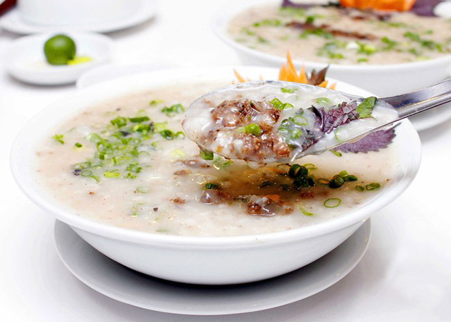 Cháo nhum Khánh Hòa