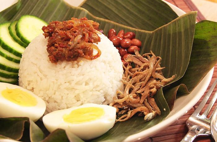 Cơm Nasi Lemak Kota Kinabalu