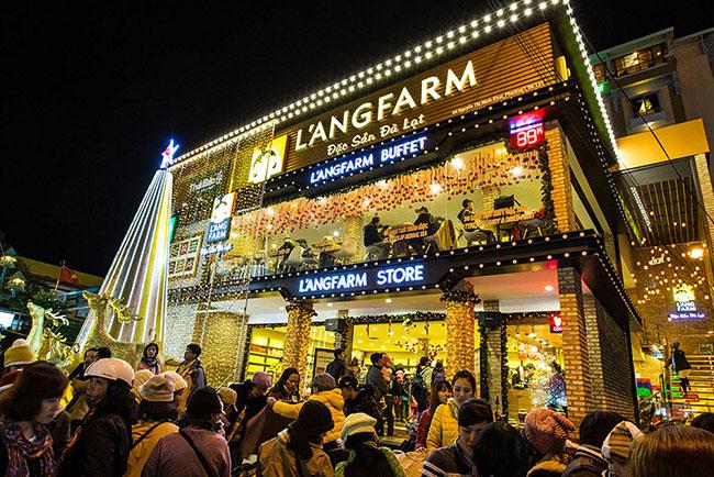 Cửa hàng L'ANGFARM Buffet ngọt Đà Lạt