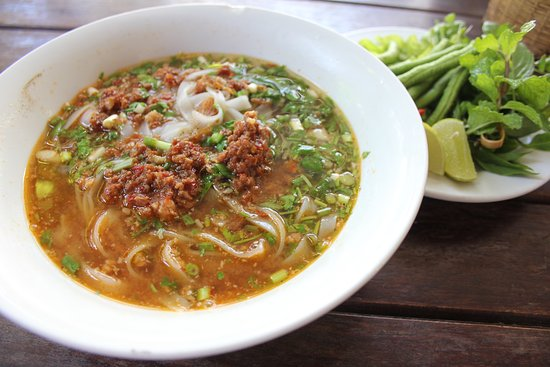 Mì Khao Soi Luang Prabang