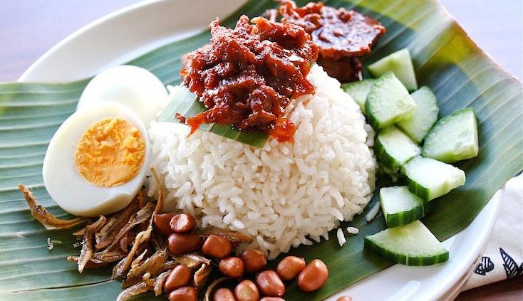 Nasi Lemak Melaka