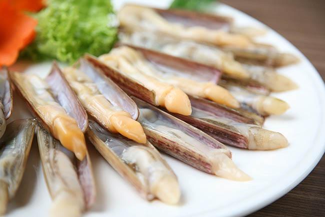 Ốc Móng Tay Tân Thành