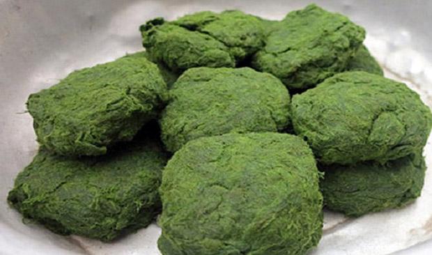 Rêu đá nướng Lai Châu