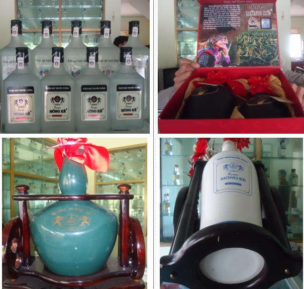 Rượu Mông Pê Điện Biên