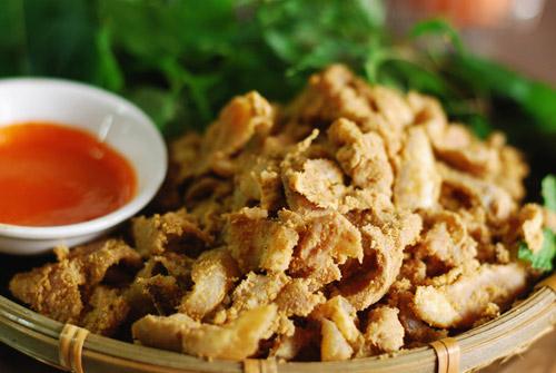 Thịt chua Thanh Sơn Phú Thọ