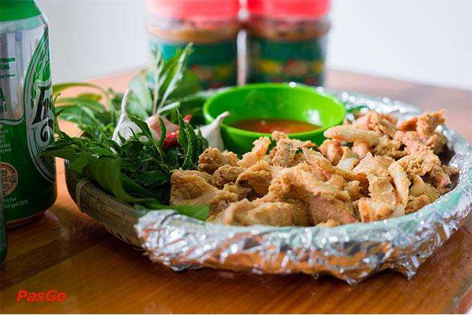 Thịt ướp chua Mai Châu