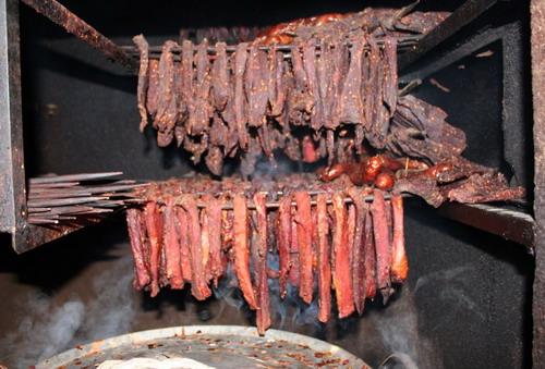 Thịt xông khói Điện Biên