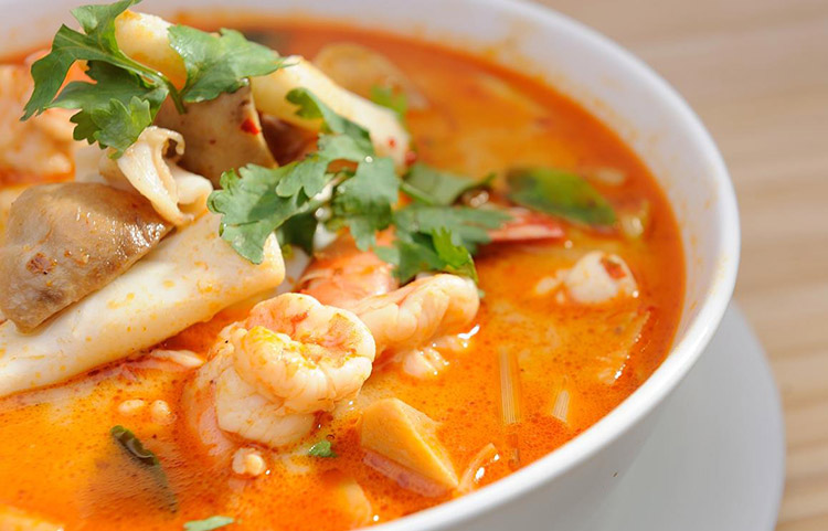 Tom Yum Pattaya