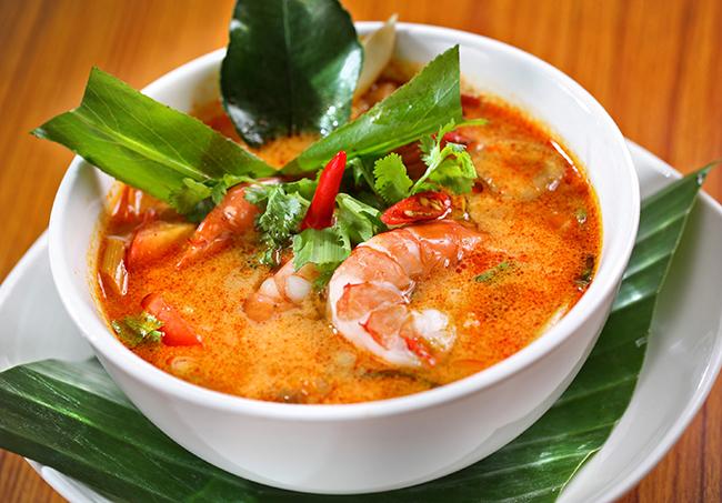 Tom Yum Thái Lan