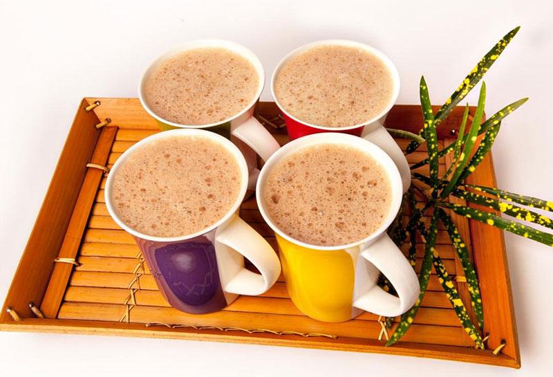 Trà sữa Ấn Teh tarik Singapore