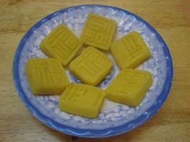 Bánh đậu xanh Hanh Tụ Nam Định