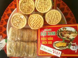 Bánh Đậu Xanh Hội An Quảng Nam