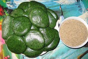 Bánh Ngái Thái Nguyên