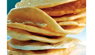 Bánh phồng Sơn Đốc Bến Tre