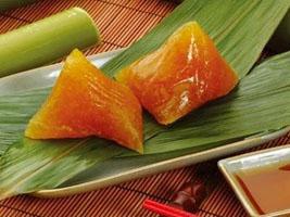 Bánh tro Đình Tổ Bắc Ninh