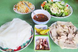 Bánh ướt Phương Lang Quảng Trị
