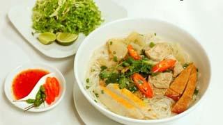 Bún cá dầm Ninh Chữ Ninh Thuận