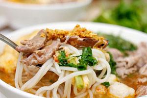 Bún đũa Nam Định