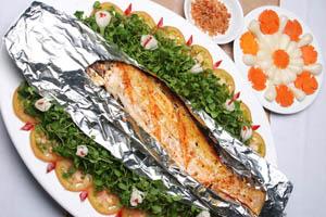 Cá bò da nướng Phú Quốc