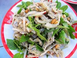 Cá cơm Quảng Ngãi