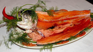 Cá hồi Sapa Lào Cai