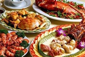 Các loại hải sản Nha Trang
