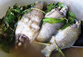 Các món từ cá diếc Hà Nam