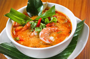 Canh Tom Yum Brunei