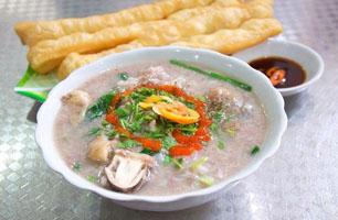 Cháo Mắc nhung Sơn La