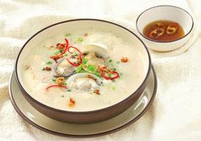 Cháo Hàu Đầm Ô Loan Phú Yên