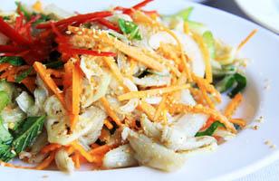 Gỏi hải sản Phan Thiết