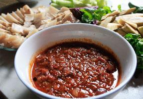 Mắm tép Thanh Hóa