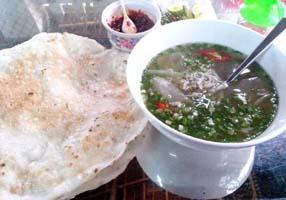 Món don Quảng Ngãi