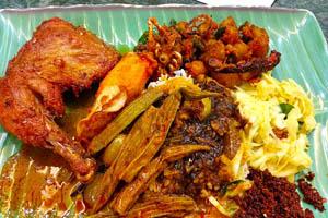 Nasi Kandar  Penang