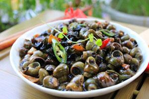 Ốc gạo Tân Phong Tiền Giang