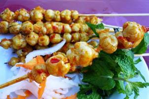 Răng mực Bình Thuận