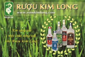 Rượu Kim Long Quảng Trị